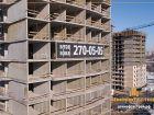Ход строительства дома Литер 1 в ЖК Звезда Столицы - фото 94, Ноябрь 2018
