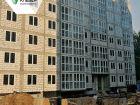 Ход строительства дома № 1 в ЖК Клевер - фото 55, Май 2019